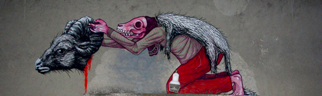 grafitti mexicano: